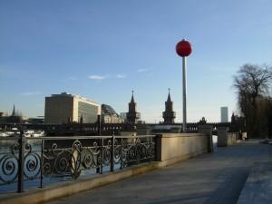 »Signalkugel« von Ulrike Mohr Foto: Stefanie Endlich