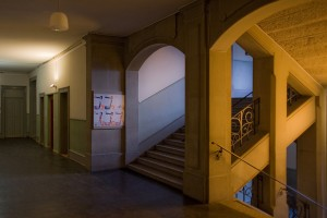 Korridor (Foto: Martin Waldmeier)