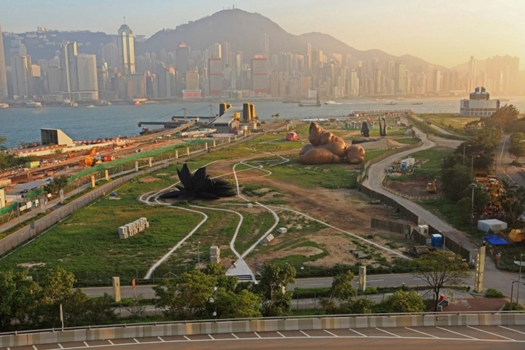 Mobile M+: Inflation!, 2013.  Foto: West Kowloon Cultural District Authority