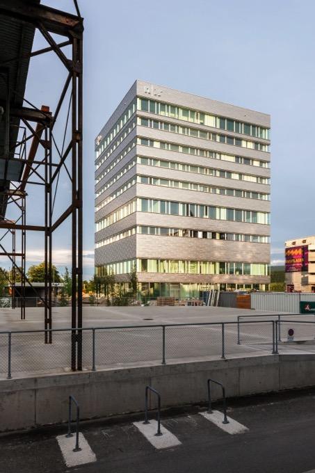 Ein Hochhaus für die Künste (HGK Basel)