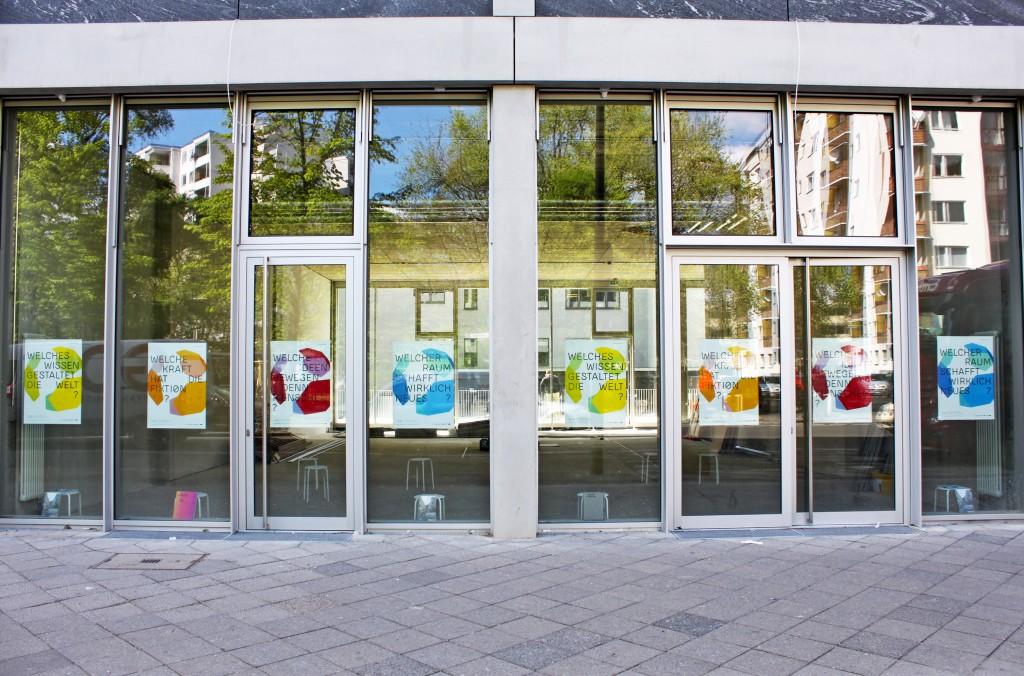 CLB Berlin im Aufbau Haus 2015.